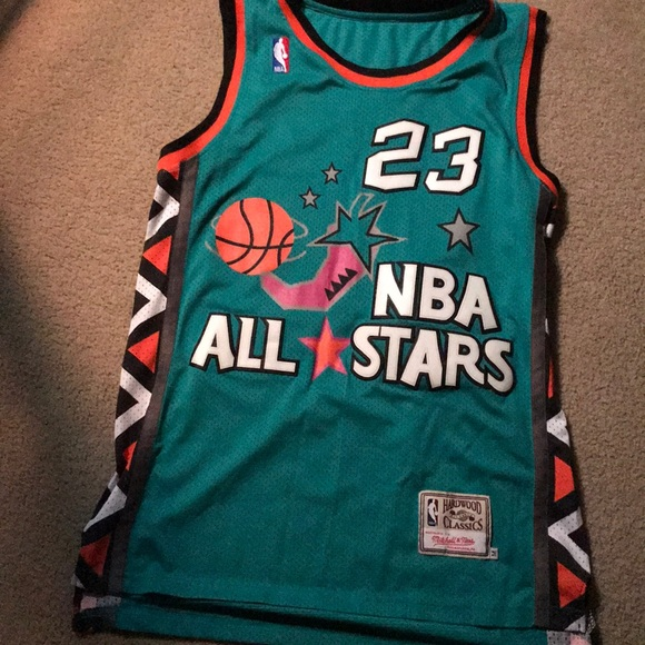 separation shoes 0a49b d6d8c Michael Jordan All Star Jersey